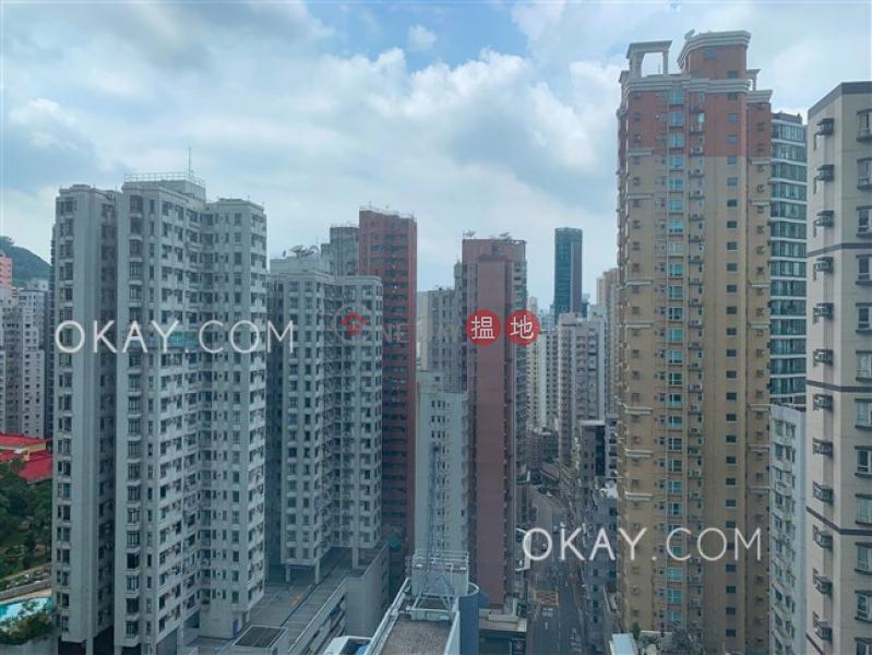 香港搵樓|租樓|二手盤|買樓| 搵地 | 住宅-出租樓盤-2房1廁,極高層,露台《V Happy Valley出租單位》