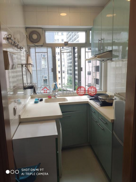 Flat for Rent in Sau Wa Court, Wan Chai, Sau Wa Court 秀華園 Rental Listings | Wan Chai District (H000383026)