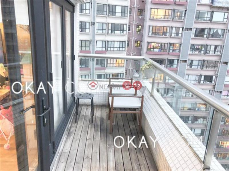 香港搵樓|租樓|二手盤|買樓| 搵地 | 住宅出租樓盤-3房2廁,實用率高,極高層,露台《嘉兆臺出租單位》