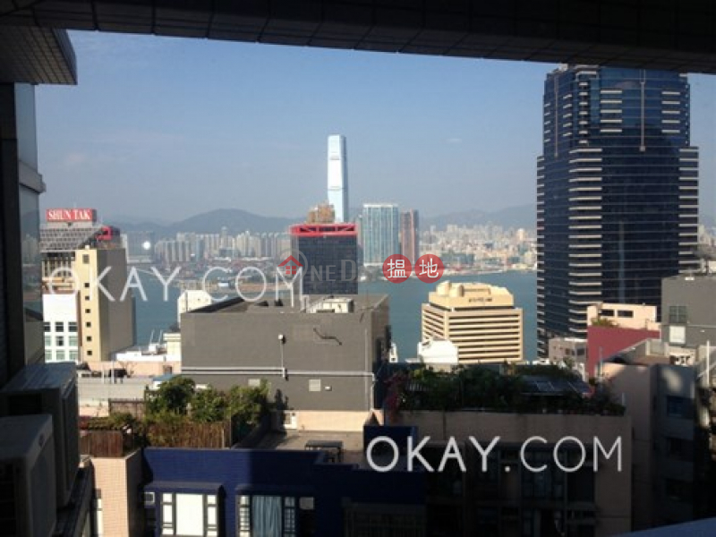 Charming 2 bedroom on high floor with balcony | Rental 108 Hollywood Road | Central District | Hong Kong Rental HK$ 40,000/ month