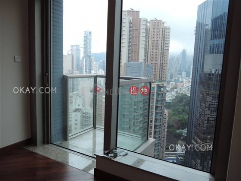 HK$ 29,000/ month, The Avenue Tower 2, Wan Chai District Charming 1 bedroom on high floor with balcony | Rental