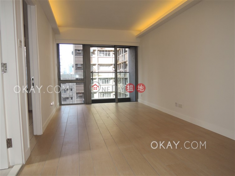 HK$ 25,000/ month Po Wah Court | Wan Chai District, Unique 1 bedroom with balcony | Rental