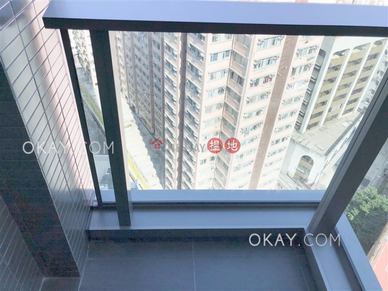 Tasteful 2 bedroom with balcony | For Sale | Novum West Tower 1 翰林峰1座 Sales Listings