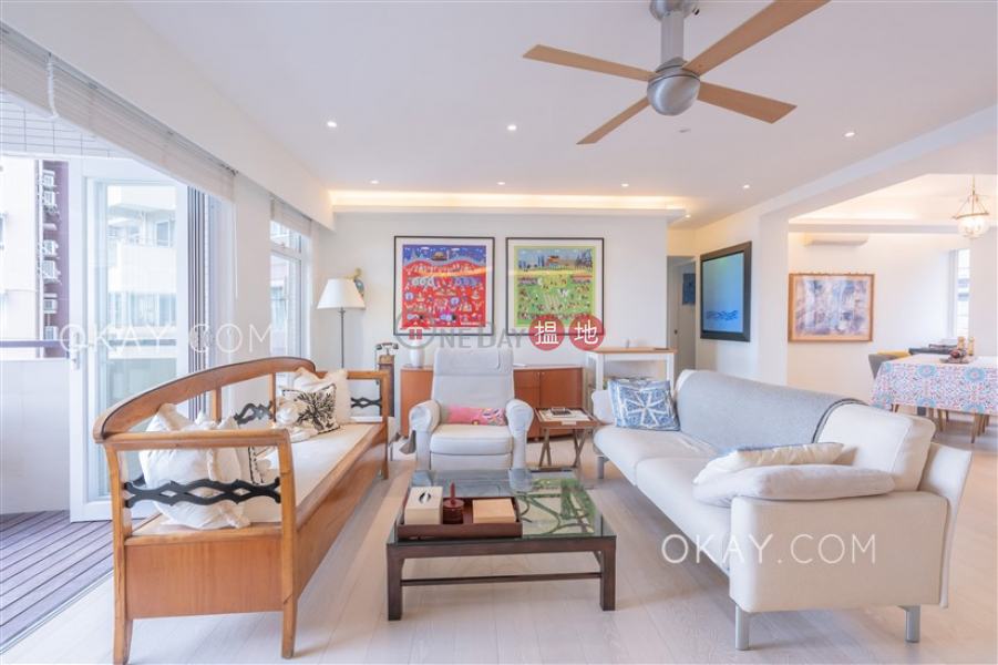 Property Search Hong Kong | OneDay | Residential | Sales Listings, Luxurious 2 bed on high floor with balcony & parking | For Sale