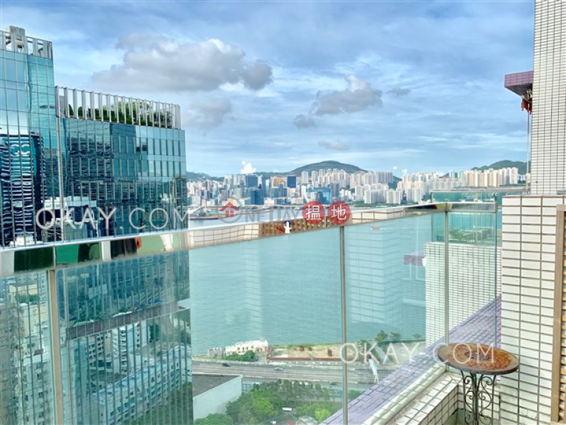 Charming penthouse with sea views, terrace & balcony | For Sale | Royal Terrace 御皇臺 Sales Listings
