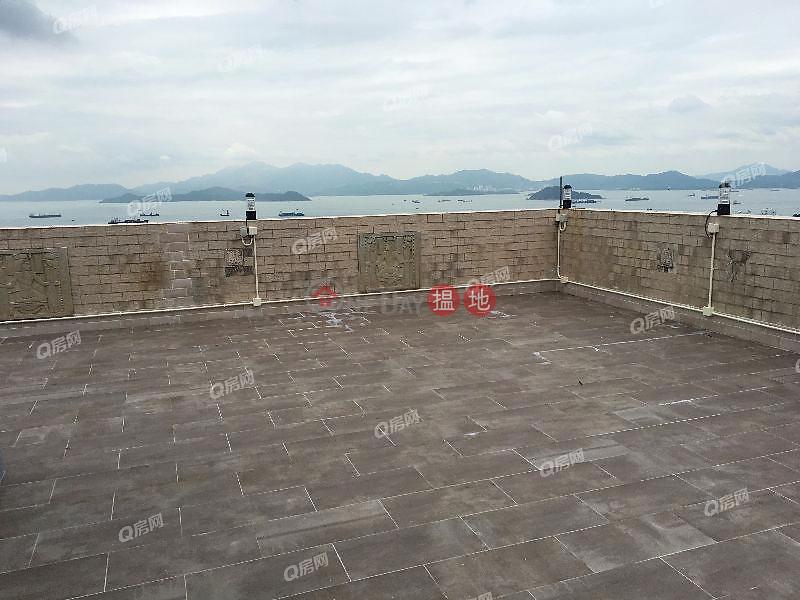 無敵景觀,高層海景,特色單位《碧瑤灣25-27座租盤》-550域多利道 | 西區香港出租-HK$ 65,000/ 月