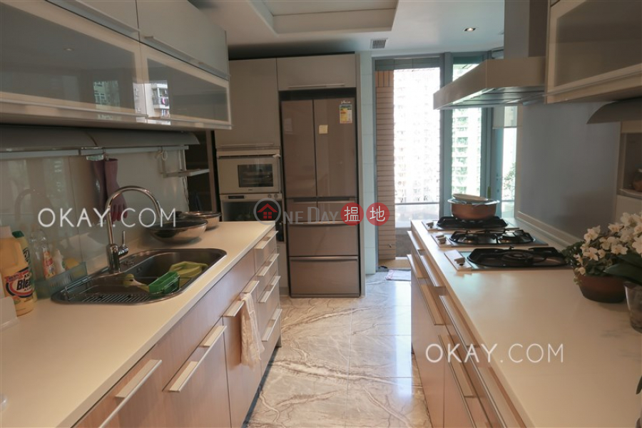 HK$ 40M | Tower 1 Manhattan Hill | Cheung Sha Wan Gorgeous 4 bedroom with terrace & balcony | For Sale
