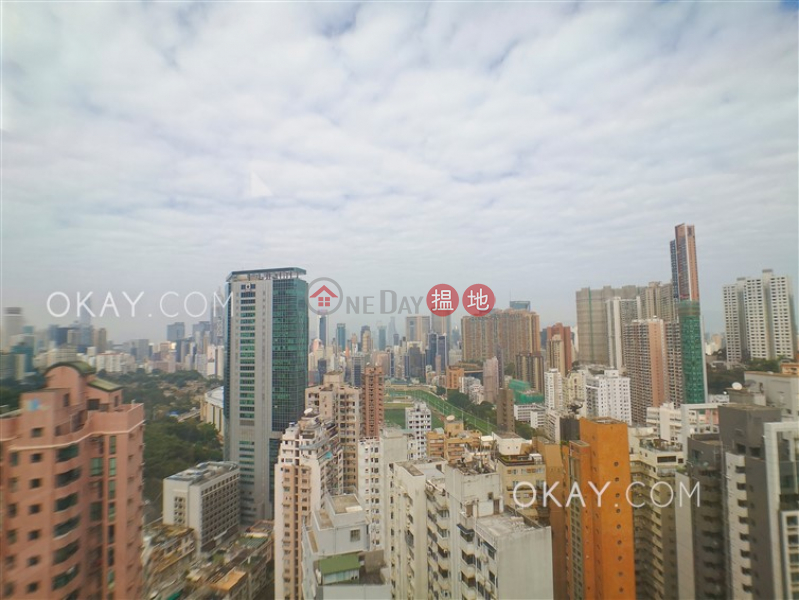 Beautiful 3 bed on high floor with balcony & parking | For Sale | The Altitude 紀雲峰 Sales Listings
