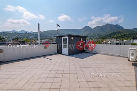 Unique house with rooftop & terrace | For Sale|Sha Kok Mei(Sha Kok Mei)Sales Listings (OKAY-S292144)_0
