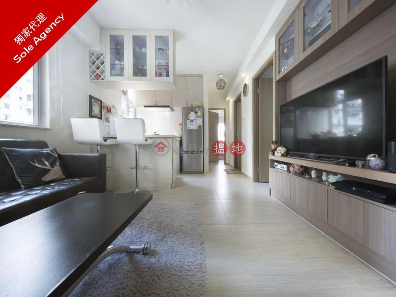 西半山三房兩廳筍盤出售|住宅單位|安峰大廈(On Fung Building)出售樓盤 (EVHK90330)