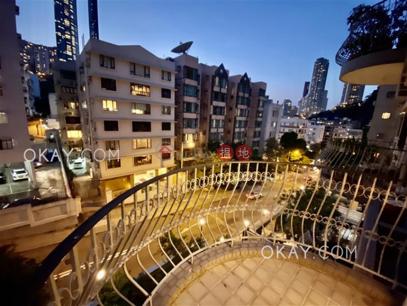 Charming 3 bedroom with balcony | Rental, 89 Blue Pool Road 藍塘道89 號 Rental Listings | Wan Chai District (OKAY-R293558)