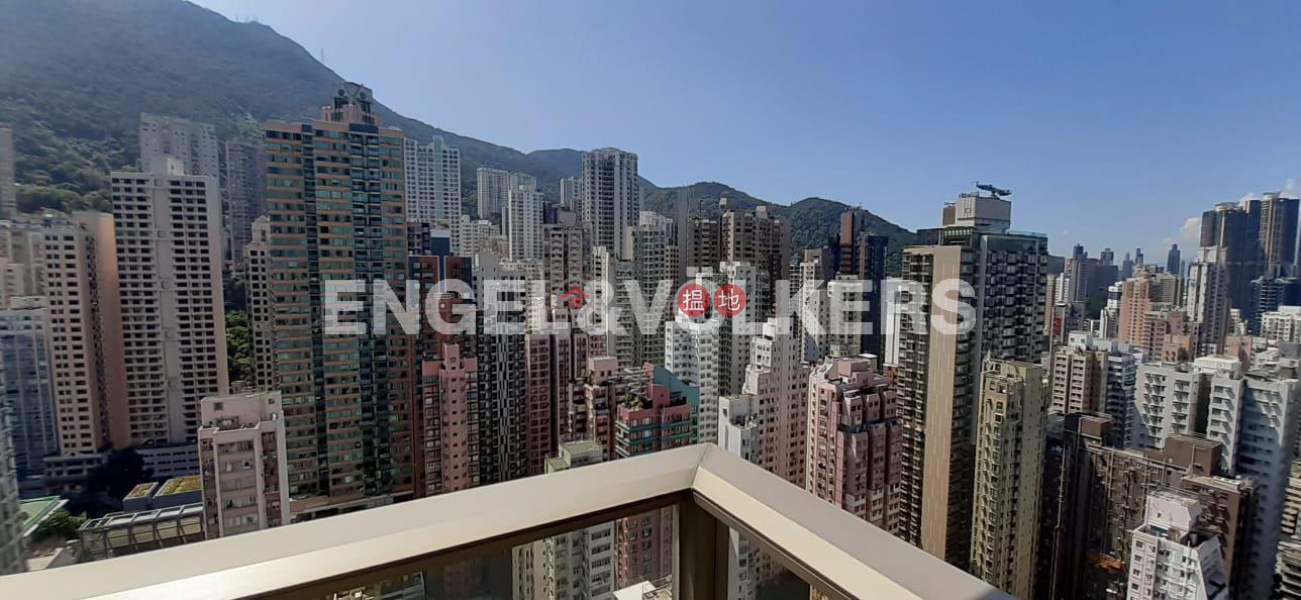 HK$ 48,000/ month Island Crest Tower1 Western District | 3 Bedroom Family Flat for Rent in Sai Ying Pun