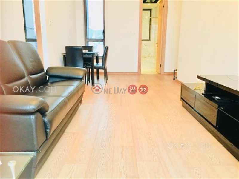 HK$ 20M, The Gloucester Wan Chai District, Nicely kept 2 bed on high floor with harbour views | For Sale