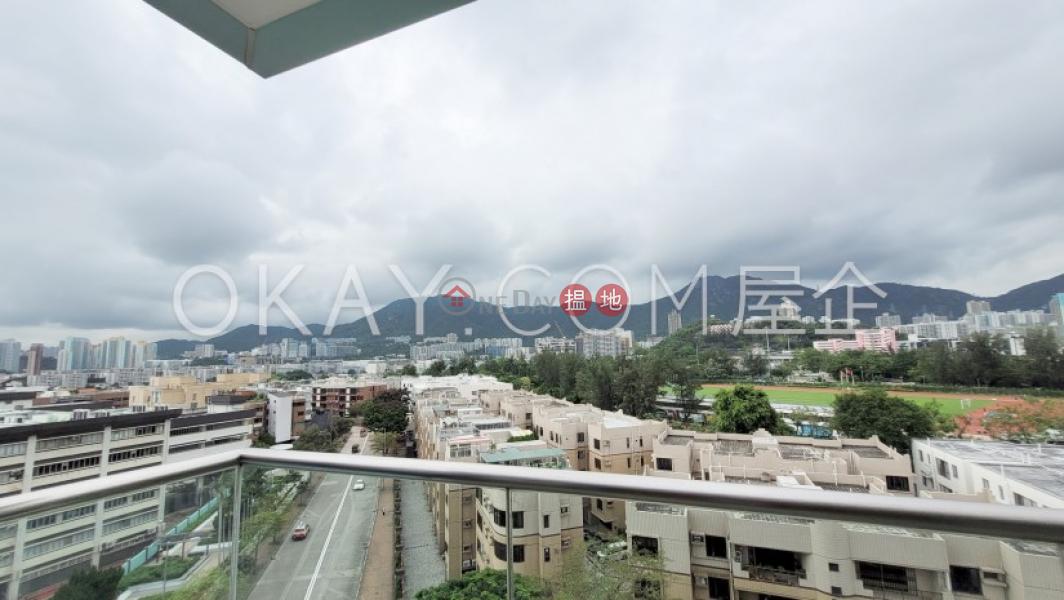 Elegant 3 bedroom with balcony | Rental, 9 College Road 書院道9號 Rental Listings | Kowloon Tong (OKAY-R397683)