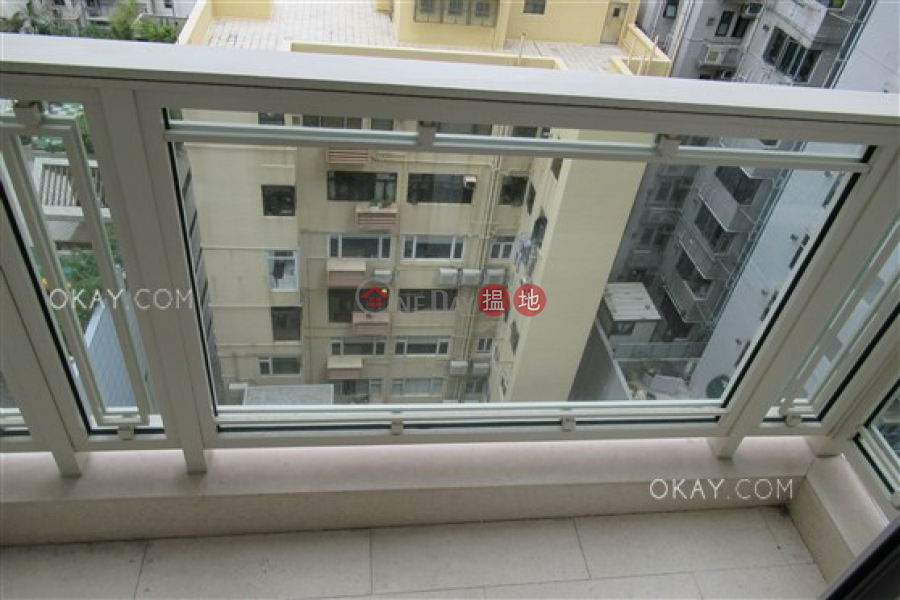 Gorgeous studio with balcony | Rental, The Morgan 敦皓 Rental Listings | Western District (OKAY-R313779)