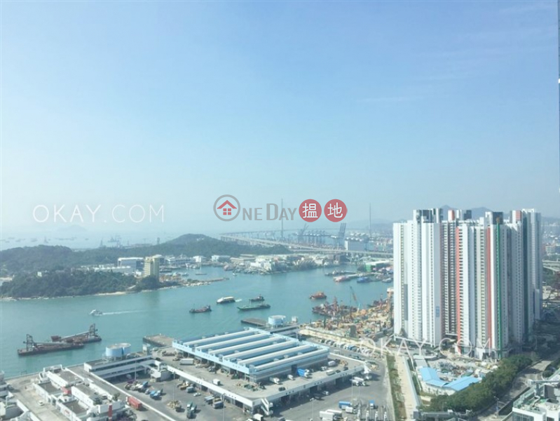 Property Search Hong Kong | OneDay | Residential | Sales Listings, Rare 1 bedroom on high floor with sea views & balcony | For Sale