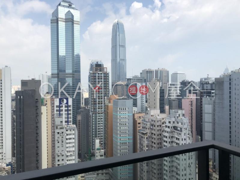 HK$ 25,000/ 月NO.1加冕臺-中區-1房1廁,極高層,露台NO.1加冕臺出租單位