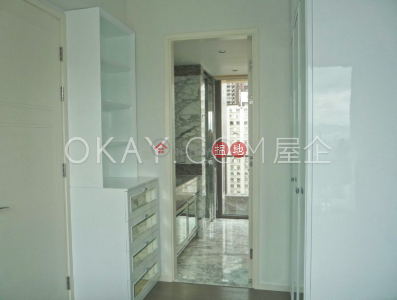 Gorgeous 1 bedroom on high floor with balcony   For Sale, 1 Coronation Terrace   Central District Hong Kong, Sales   HK$ 15M