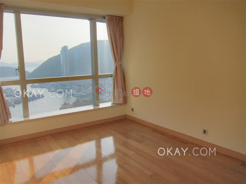 HK$ 74.5M, Marinella Tower 6 | Southern District | Stylish 4 bed on high floor with sea views & balcony | For Sale