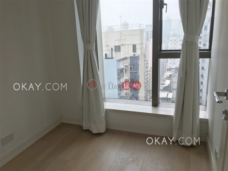 Tasteful 3 bedroom with harbour views & balcony | Rental, 98 High Street | Western District Hong Kong Rental HK$ 55,000/ month