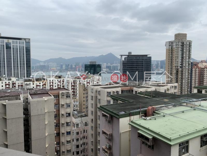 1房1廁,海景,星級會所,露台柏蔚山 3座出售單位-1繼園街 | 東區香港-出售-HK$ 1,650萬