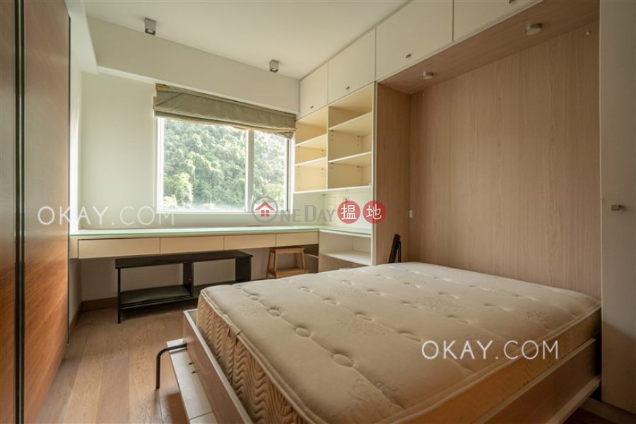 HK$ 60,000/ month Realty Gardens | Western District Efficient 2 bed on high floor with balcony & parking | Rental