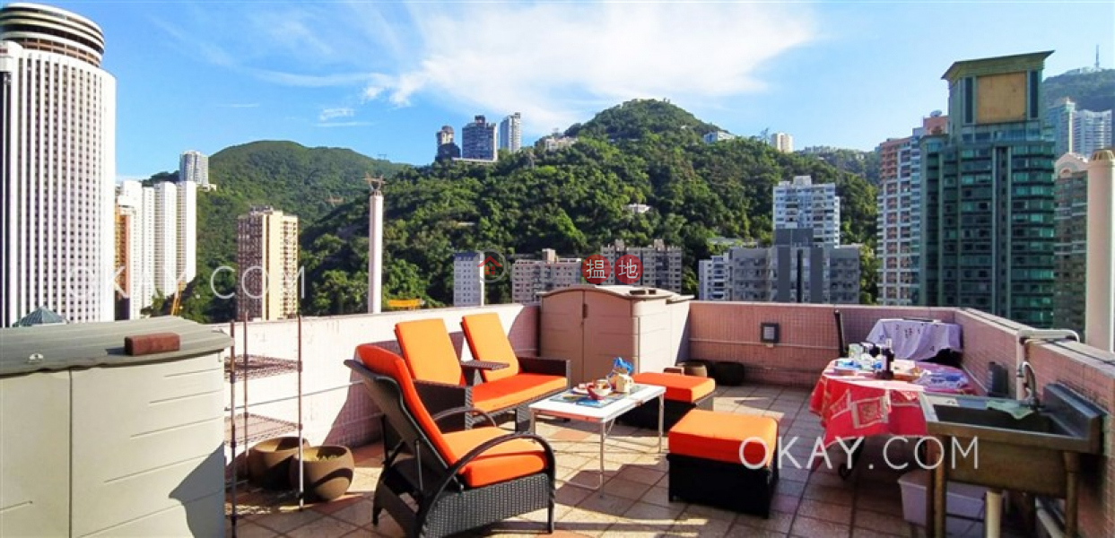 Unique 2 bedroom on high floor with rooftop | For Sale | 1 Li Chit Street | Wan Chai District | Hong Kong | Sales | HK$ 11.3M