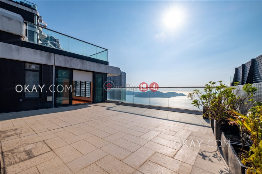 Exquisite 4 bed on high floor with sea views & rooftop | For Sale, 688 Bel-air Ave | Southern District Hong Kong | Sales HK$ 88M