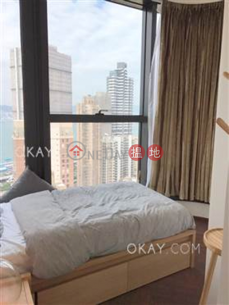 HK$ 34,000/ month One South Lane Western District, Gorgeous 2 bedroom on high floor | Rental
