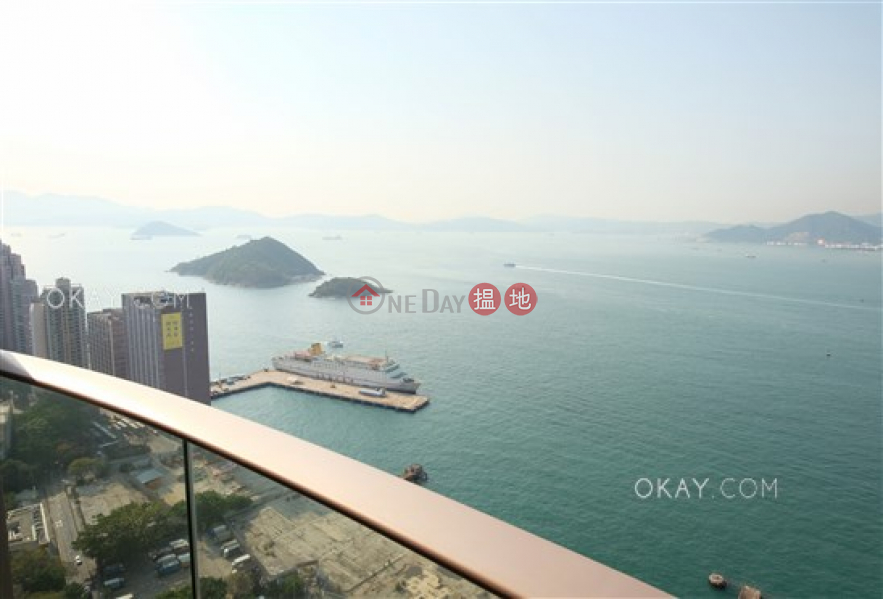 Gorgeous 1 bedroom on high floor with balcony | For Sale | Cadogan 加多近山 Sales Listings