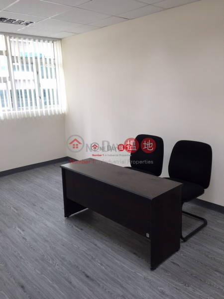 HK$ 3,200/ month Kwai Fong Industrial Building Kwai Tsing District OFFICE FOR LEASE (3 min to Kwai Hing MTR)