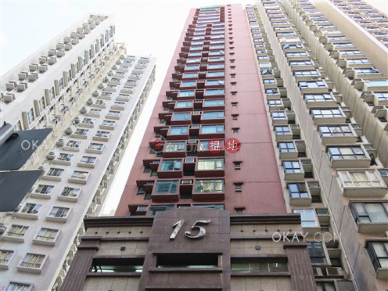 Lovely 2 bedroom with parking | Rental, Palm Court 聚安閣 Rental Listings | Wan Chai District (OKAY-R11741)