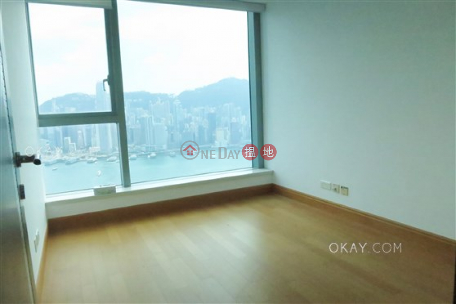 HK$ 140,000/ 月|君臨天下1座油尖旺-4房2廁,極高層,星級會所,連車位《君臨天下1座出租單位》
