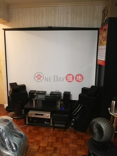 HK$ 3.48M | Saddle Ridge Garden, Ma On Shan 馬鞍山居屋《富寶花園》未補地價售$348萬