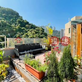 **Special Featured Unit** Rooftop Garden, Luxurious Renovated, Full Mountain View, with Carpark