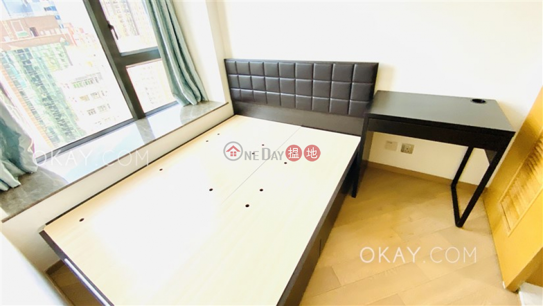 HK$ 8.2M The Met. Sublime | Western District Tasteful 1 bedroom on high floor with balcony | For Sale