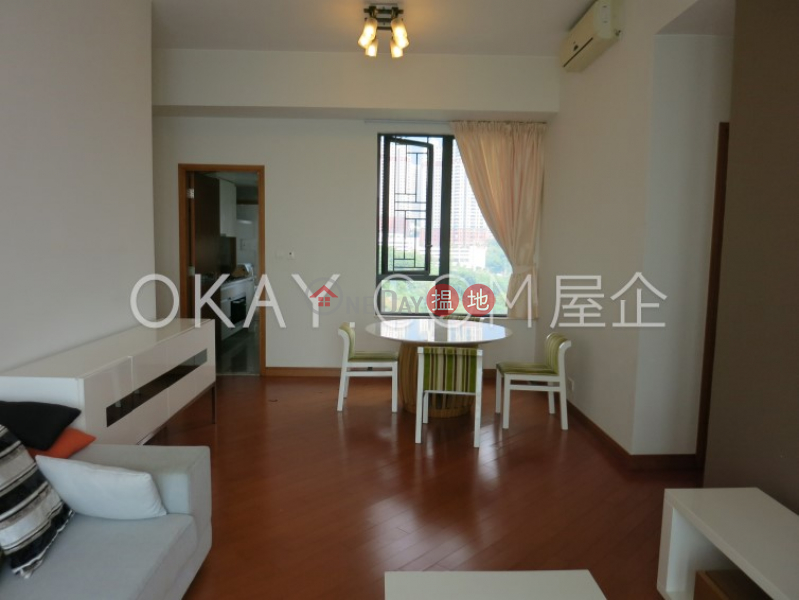 Beautiful 3 bed on high floor with sea views & balcony | Rental | 688 Bel-air Ave | Southern District Hong Kong, Rental HK$ 60,000/ month
