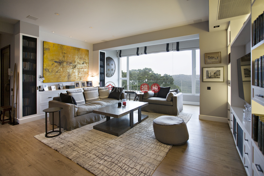 HK$ 95M Block A Villa Helvetia | Southern District, Fabulous Colonial Penthouse with Stunning Roof Terrace