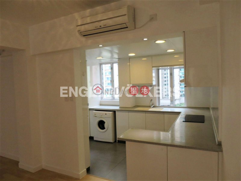 HK$ 47,000/ month, Merry Court, Western District, 3 Bedroom Family Flat for Rent in Mid Levels West