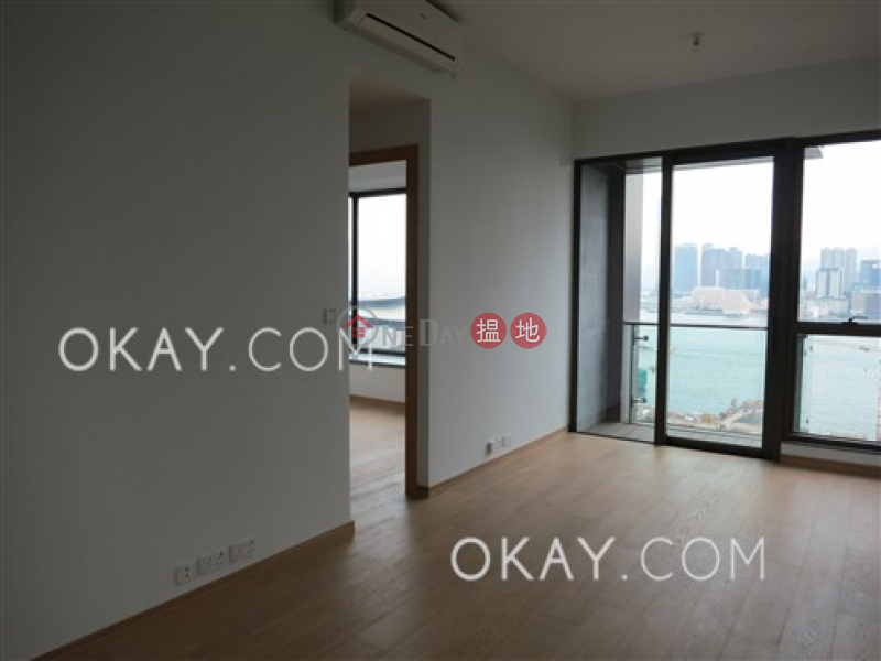 HK$ 22.8M The Gloucester, Wan Chai District | Tasteful 2 bedroom with harbour views & balcony | For Sale