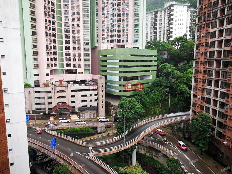 環境優美 豪宅地段 實用三房蔚巒閣租盤-74羅便臣道 | 西區-香港|出租HK$ 32,500/ 月