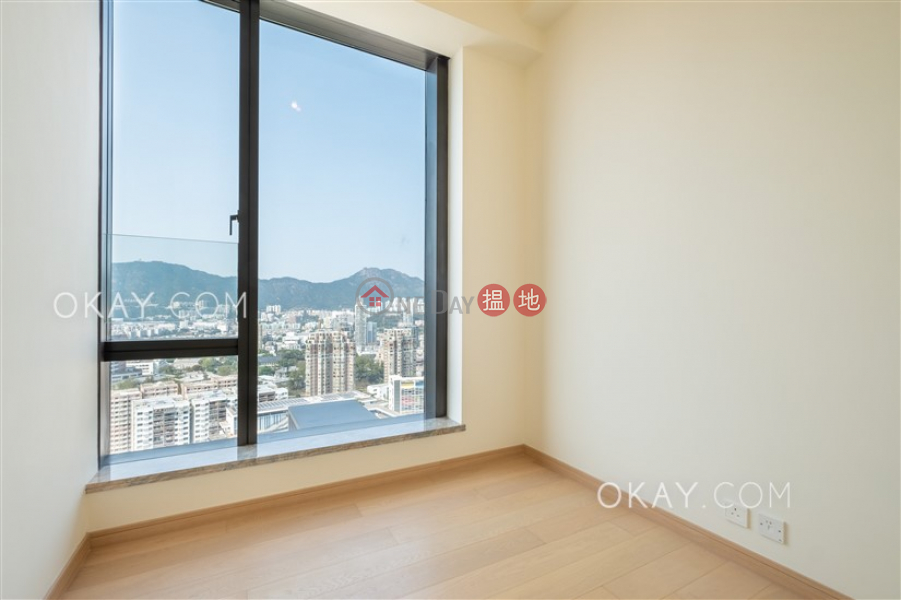 HK$ 69,000/ month   Mantin Heights, Kowloon City, Stylish 3 bedroom on high floor with terrace & balcony   Rental