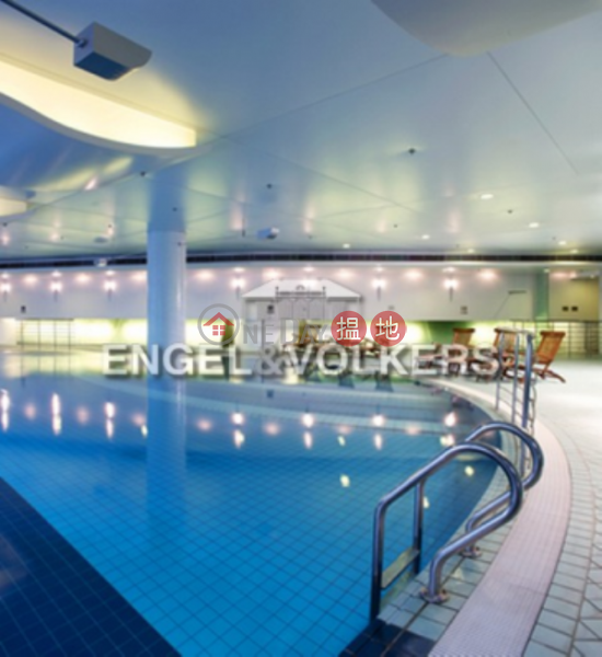 Studio Flat for Rent in Mid Levels West, 80 Robinson Road 羅便臣道80號 Rental Listings   Western District (EVHK93317)