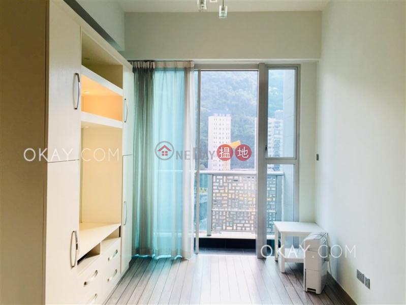 香港搵樓|租樓|二手盤|買樓| 搵地 | 住宅-出租樓盤-1房1廁,極高層,露台《嘉薈軒出租單位》