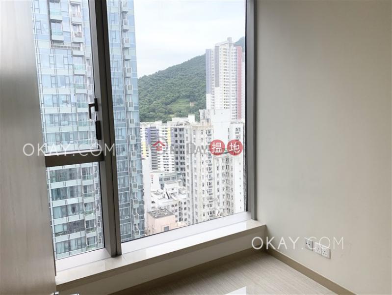 HK$ 26,800/ 月本舍-西區1房1廁,實用率高,極高層,露台《本舍出租單位》