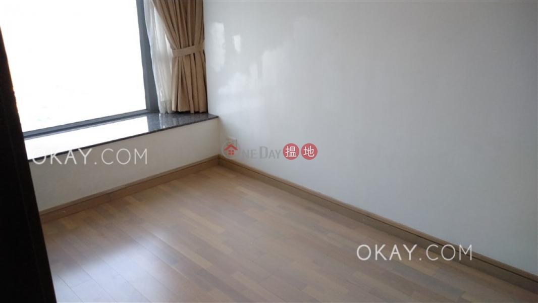 Stylish 3 bed on high floor with sea views & balcony | Rental | Tower 3 Grand Promenade 嘉亨灣 3座 Rental Listings