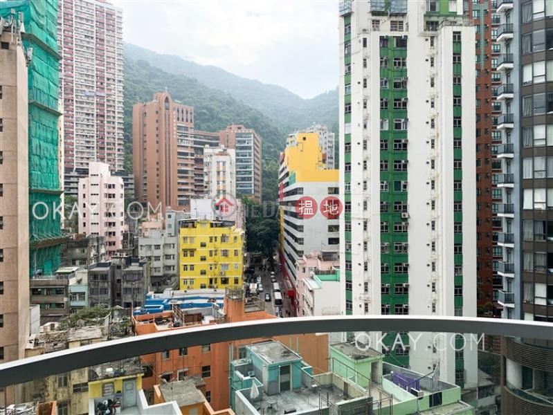 Practical 1 bedroom with balcony | Rental | One Wan Chai 壹環 Rental Listings
