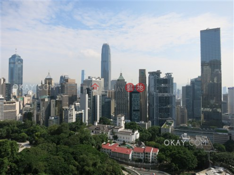 香港搵樓|租樓|二手盤|買樓| 搵地 | 住宅|出租樓盤-4房3廁,連車位,露台《君珀出租單位》