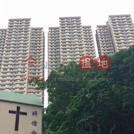 銀安閣,鴨脷洲, 香港島