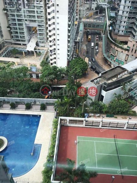 有匙即睇,交通方便,景觀開揚《新都城 1期 5座租盤》|1運亨路 | 西貢香港出租HK$ 20,500/ 月